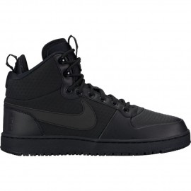 Nike Court Borough Mid Winter Black/Black
