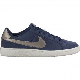 Nike Court Royale Suede Black/Mtlc