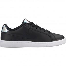 Nike Scarpa Donna Court Royale Black/Silver