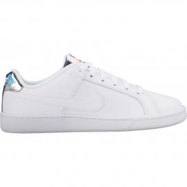 Nike Scarpa Donna Court Royale White/Silver