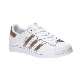 Adidas Scarpa Donna Superstar Bianco/Oro