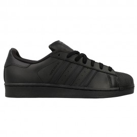 Adidas Scarpa Superstar Foundation Nero/Nero