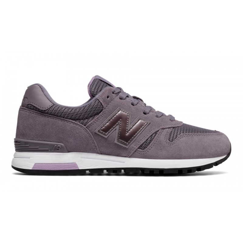 New Balance Scarpa Donna 574 Suede Rosa
