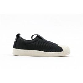 Adidas Scarpa Superstar Bw35 Slip Black/Black