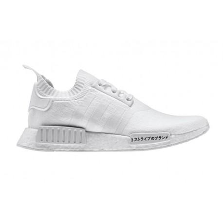 Adidas Scarpa Nmd R1 Pk White/White