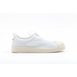 Adidas Superstar Slip On Donna Bianco/Bianco