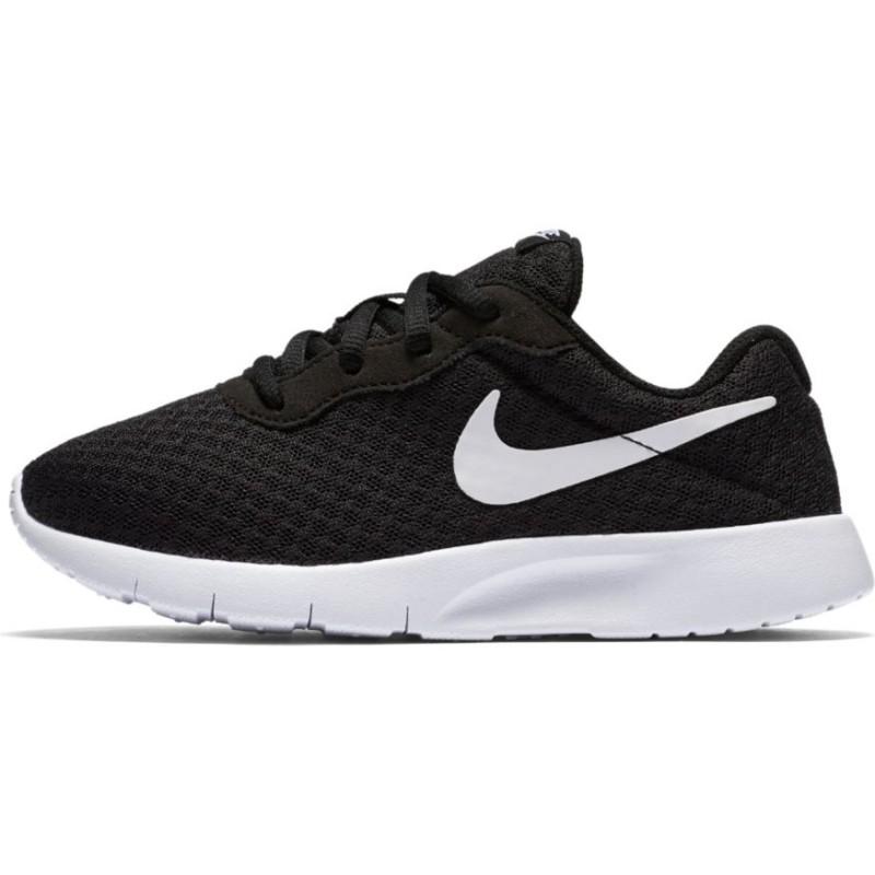Nike Scarpa Bambino Tanjun Ps Nero/Bianco
