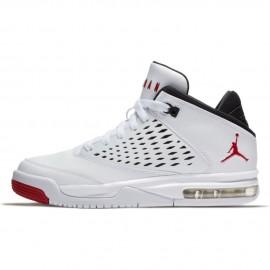 Nike Scarpa Bambino Jordan Flight Origin 4 Bg Bianco/Nero