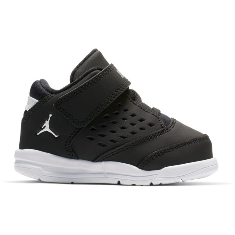 Nike Scarpa Bambino Jordan Flight Origin 4 Td Nero/Bianco
