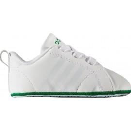 Adidas Scarpa Bambino Advantage Crib Bianco/Verde