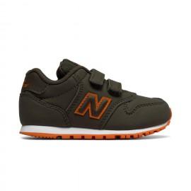 New Balance Scarpa Bambino Td 500 Neon Verde/Arancio