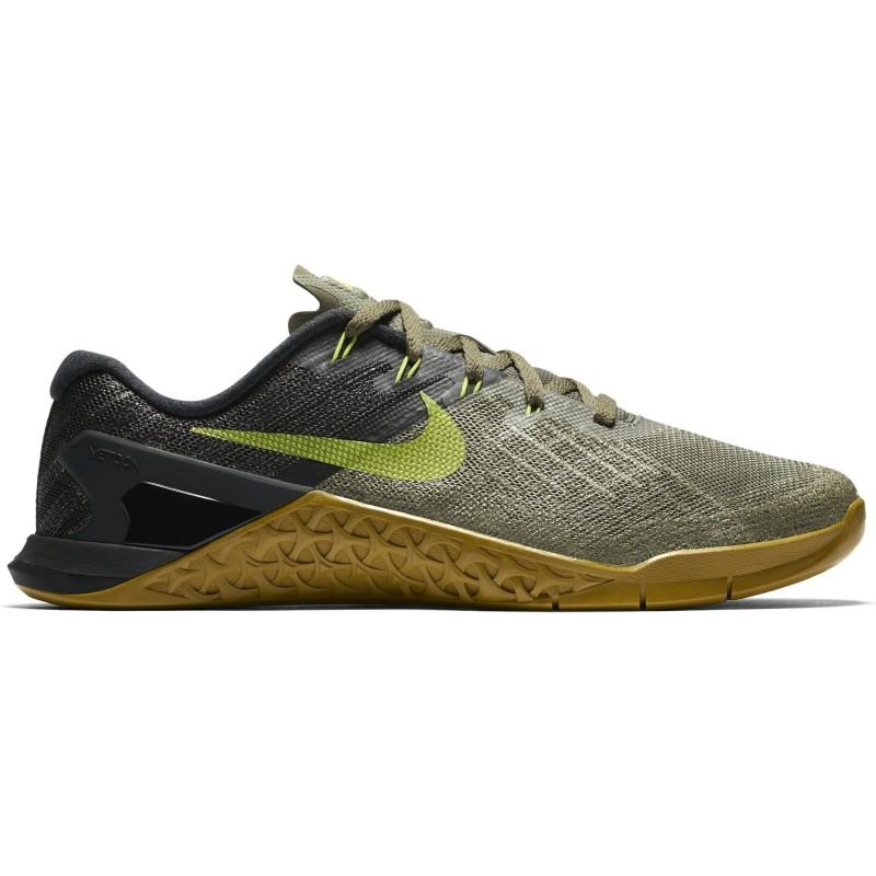 Nike  Metcon 3 Nero/Ocra