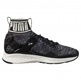 Puma  Ignite Evoknit Black/White