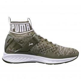 Puma  Ignite Evoknt Verde/Bianco