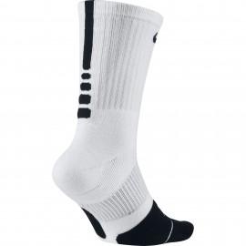 Nike Calza Basket Elite  Bianco/Nero