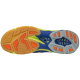 Mizuno  Wave Lightning Z3 Mid Blue/Orange