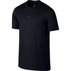 Nike T-Shirt Mm 23 Alpha Dry Bianco/Nero