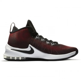 Nike Air Max Infuriate Mid Nero/Rosso