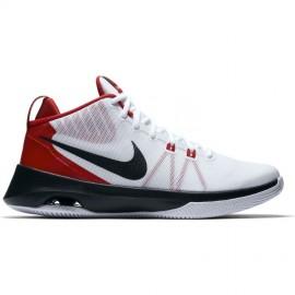 Nike Air Versitile Bianco/Rosso