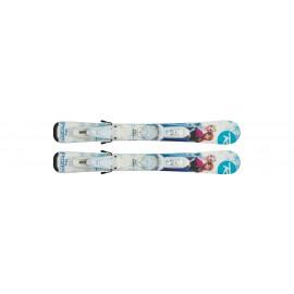 Rossignol Sci Frozen Baby + Kid X 4 White Silver