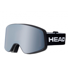 Head Maschera Horizon Race Black + Spare Lens