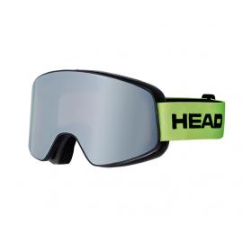 Head Maschera Horizon Race Dh Lime + Spare Lens