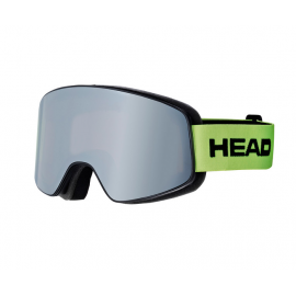 Head Maschera Horizon Race Dh Lime + Spare Lens
