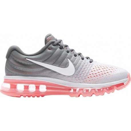 Nike Air Max 2017  Pure Platinum/Hite Donna