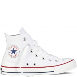 Converse All Star Chuck Taylor Hi Canvas Bianche
