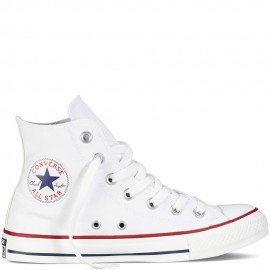 Converse All Star Hi Canvas Core Optical White