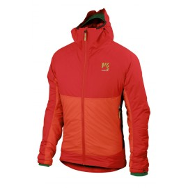 Karpos Giacca Antartika Flame Red