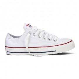Converse All Star Bianche Basse (Ox Canvas White)