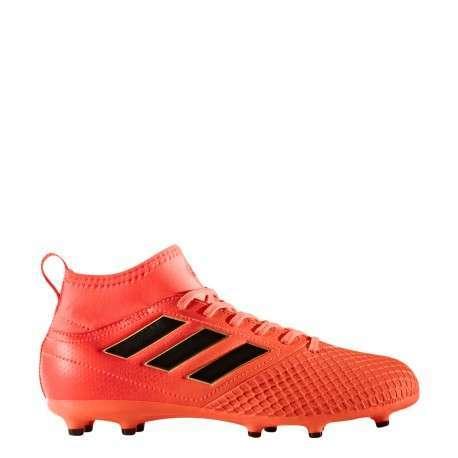 Adidas Bambino Ace 17.3 Fg Arancio/Nero