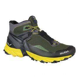 Salewa Pedula Ultra Flex Mid Gtx Black Out/Kamille