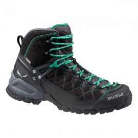 Salewa Pedula Donna Alp Trainer Mid Gtx Black Out/Agata