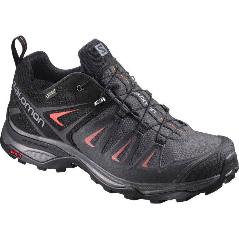 Salomon Donna X Ultra Gtx Magnet/Black/Mineral