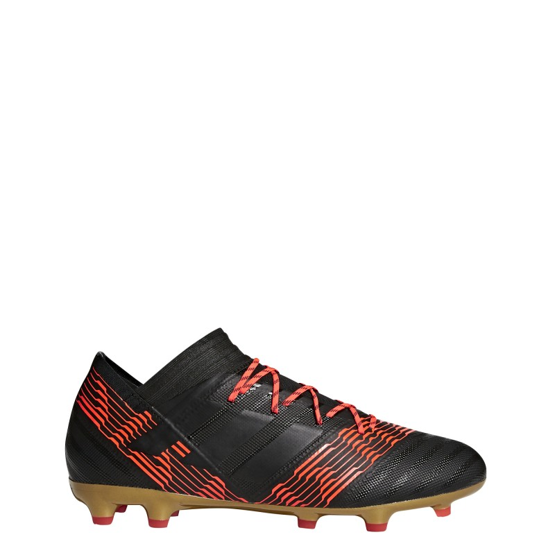 Adidas Nemeziz 17.2 Fg Black/solar Red