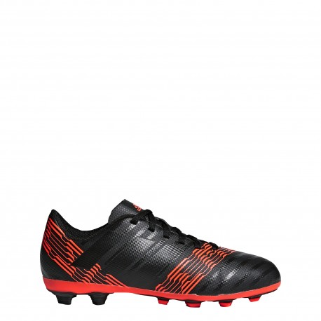 Adidas Bambino Nemeziz Messi 17.4 Fg Black/Red
