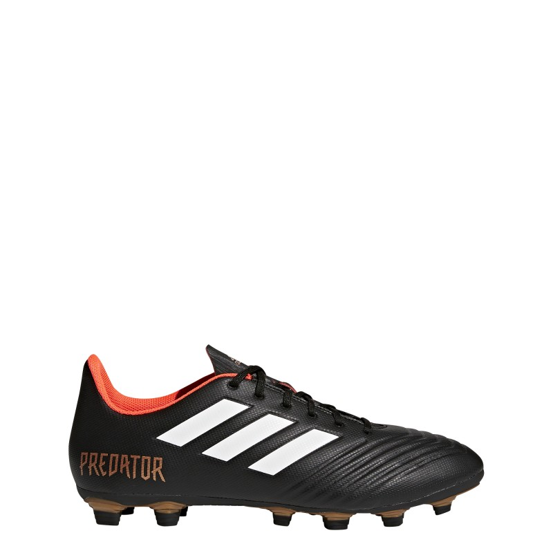 Adidas Predator 18.4 Fg Black/Red