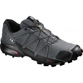 Salomon  Speedcross 4  Dark Cloud/Black/Pearl Grey