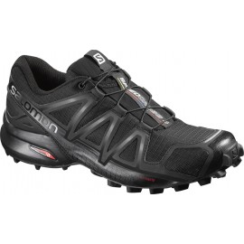 Salomon  Speedcross 4  Black/Black Meta Donna