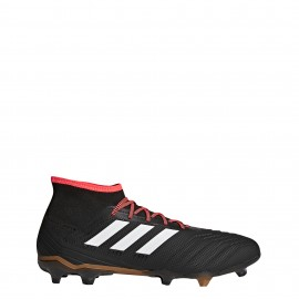 Adidas Predator 18.2 Fg Black/Red