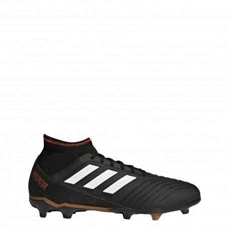Adidas Predator 18.3 Fg Black/Red