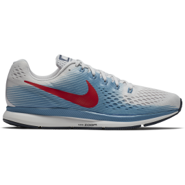 Nike Air Zoom Pegasus 34 PU Grey/Red
