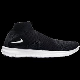 Nike Free Rn Motion Fk 2017 Donna Black/White