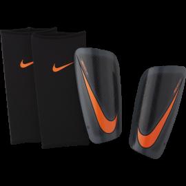 Nike Parastinchi S/Cav C/Calza Nero/Arancio