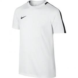 Nike T-Shirt Bambino Mm Dry Top Academy Bianco/Nero