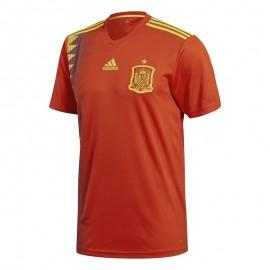 Adidas T-Shirt Mm Spagna Home Rosso