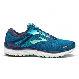 Brooks Adrenaline Gts 18 Donna Navy/Teal