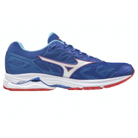 Mizuno Wave Rider 21 Surf The Web/White